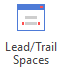 Lead/Trail Spacees Expert