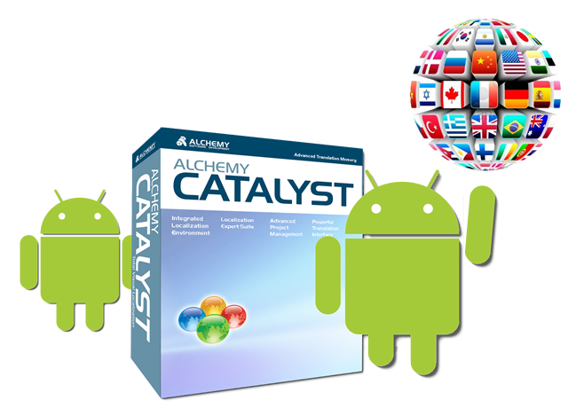 Alchemy CATALYST's solution for Android