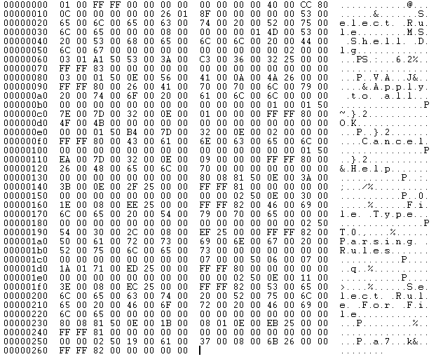 Binary (Machine Code)