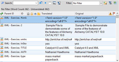 Using XML Editors